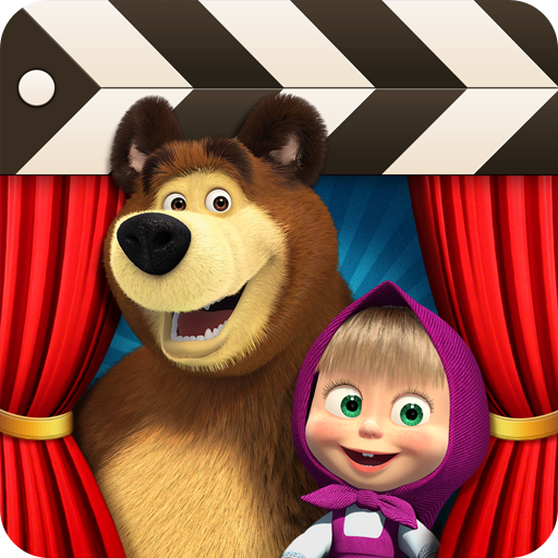 Masha and The Bear (app)