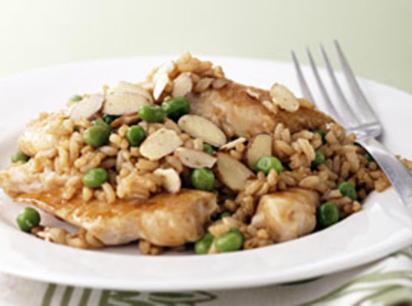 Healthified Asian Chicken And Rice Recipe