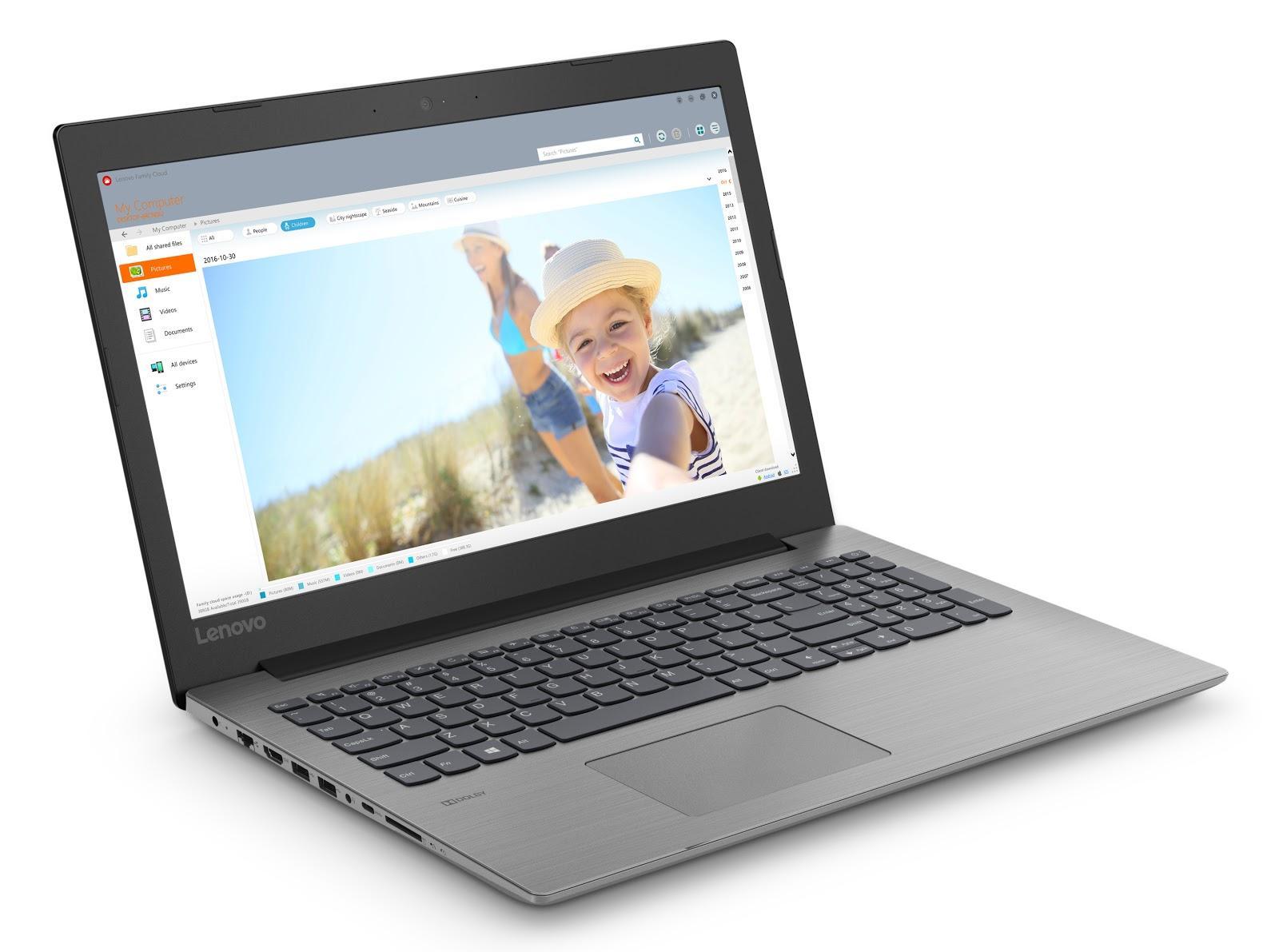 Фото 2. Ноутбук Lenovo ideapad 330-15 Onyx Black (81DE01PKRA)