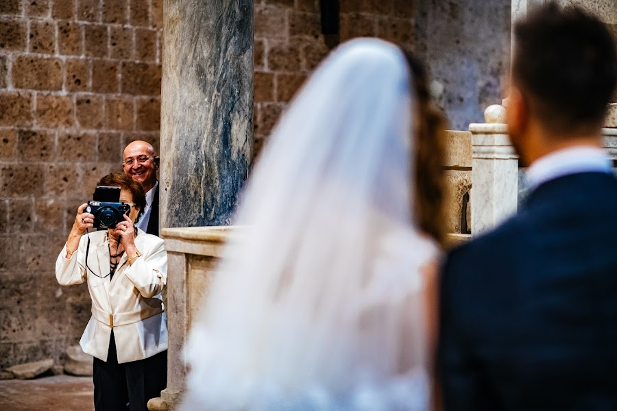 Wedding photographer Massimiliano Magliacca (Magliacca). Photo of 11.01.2017