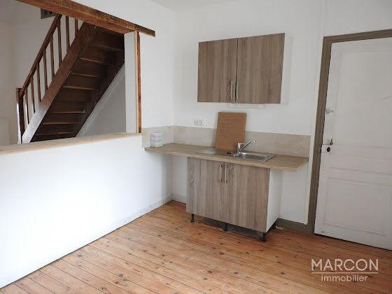 Location duplex 2 pièces 61,8 m2