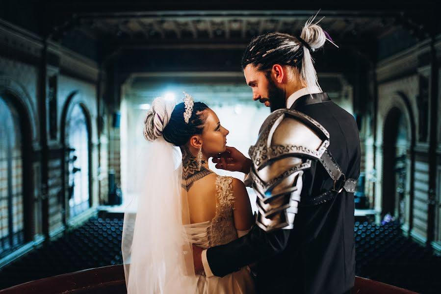 Wedding photographer Volodymyr Harasymiv (VHarasymiv). Photo of 12.03.2020