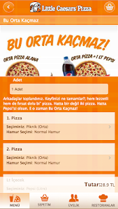 Little Caesars Online Sipariş screenshot 3