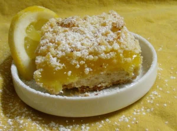 Lovely Lemon Bars