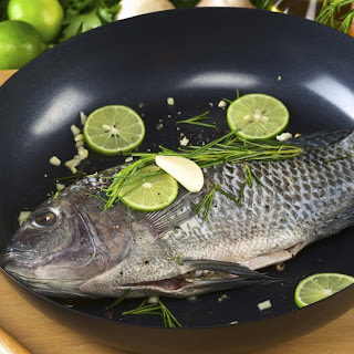 Fish Steamed with Lime (Plaa Neung Manao) Recipe