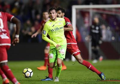 KV Oostende laat Jordi Vanlerberghe (Club Brugge) en drie andere huurlingen naar hun club terugkeren