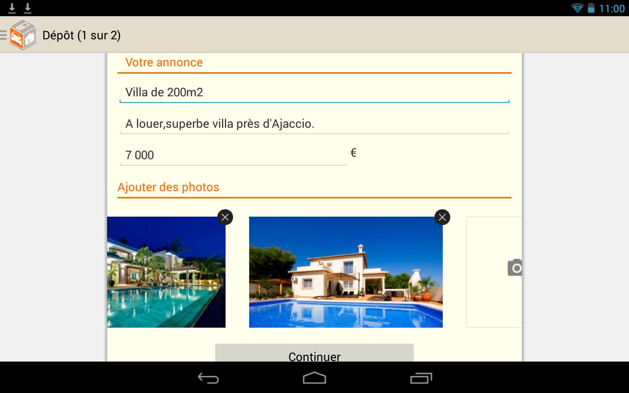 Leboncoin - screenshot