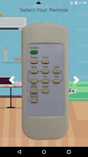 AC Remote for Carrier - NOW FREE - náhled