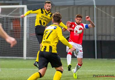 """El Ansri begint aan zijn tweede periode bij Lierse Kempenzonen: """"Uitgelezen kans om opnieuw prof te worden"""""""