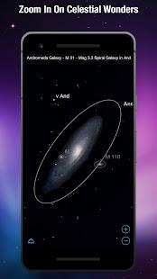SkySafari - Astronomy App Screenshot