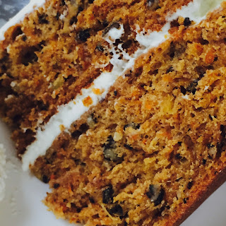 Carrot Cake (southern-style, traditional)