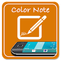 Color Note for Note Edge icon