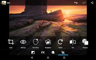 Screenshot of Photo Gallery & Editor