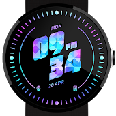 ROCAS Chromatic Watch Face