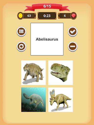 Dinosaurs Quiz apkmind screenshots 12