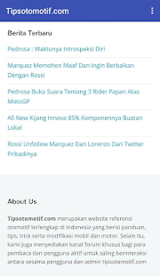 Tipsotomotif.com- screenshot thumbnail