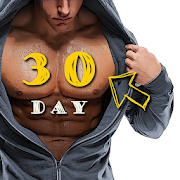 دانلود برنامه 30 day challenge - CHEST workout plan