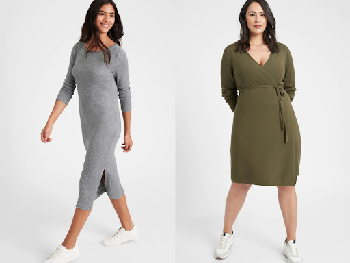 Up to 80% Off Banana Republic Men's & Women's Apparel | Dresses from $15.64, Hoodies from $18 & More