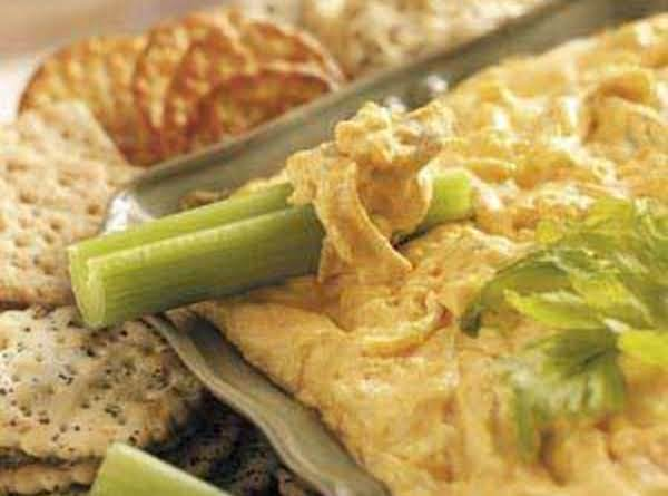 No-bones Chicken Dip