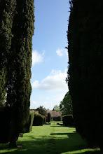 Photo: des jardins soignés : cette région respire la bonne santé ... financière !