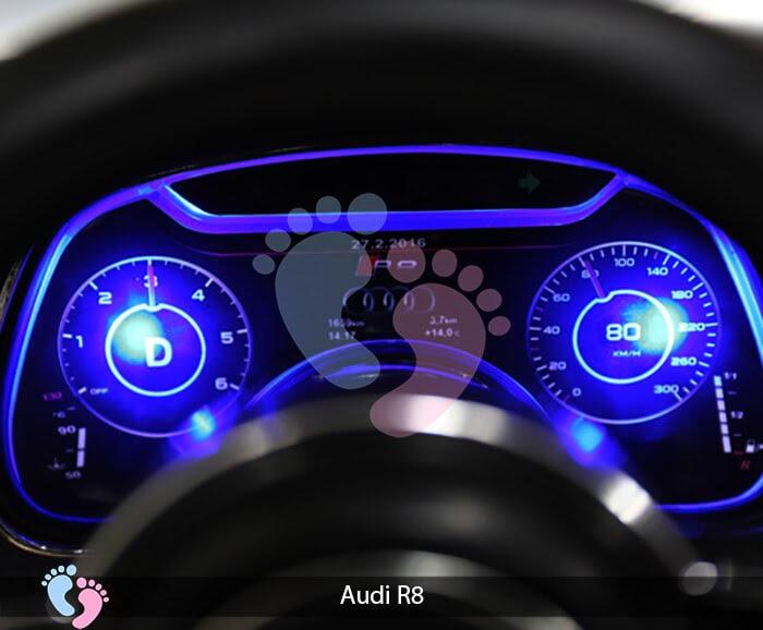 Xe hơi điện thể thao Audi R8 9