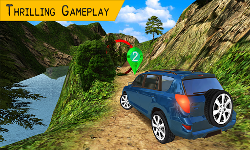 Offroad Land Cruiser Jeep apkpoly screenshots 4