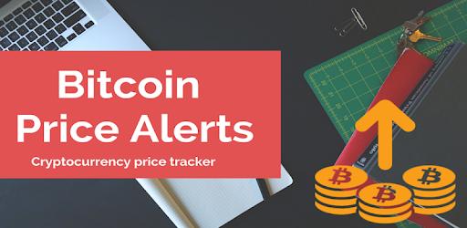 bitcoin alarm app