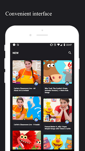 Kids Songs - Entertainment channel for children Apk by Pikalong