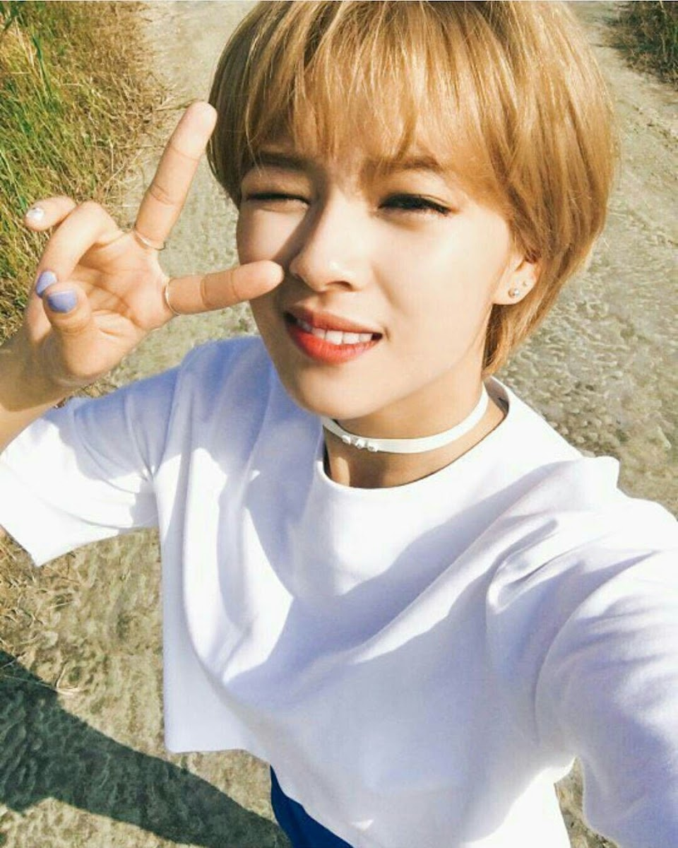 13 Hairstyles And Colors Jeongyeon Has Rocked Since TWICE