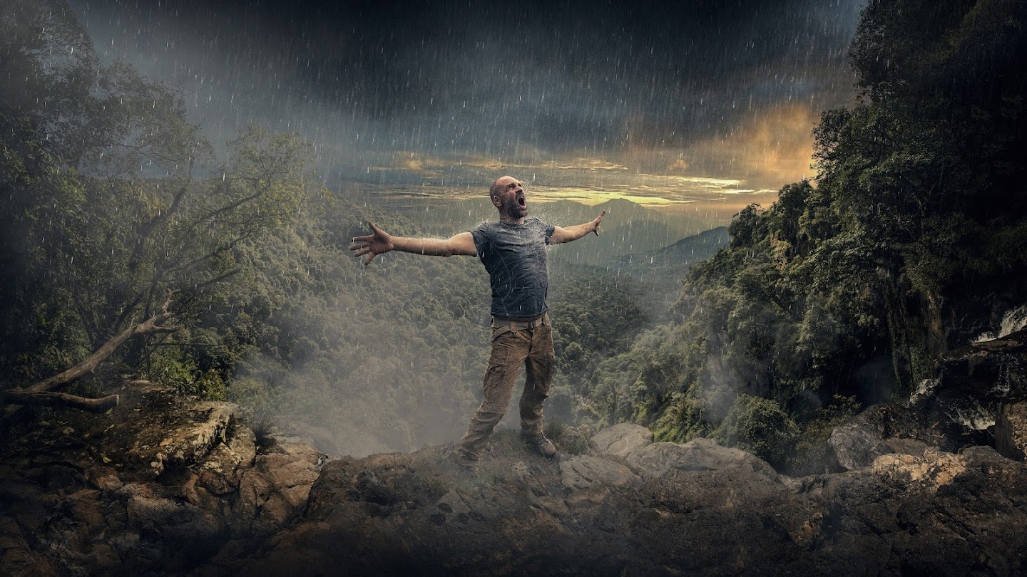 Watch Ed Stafford: Left for Dead live