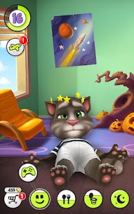 My Talking Tom Mod Apk 5.7.1.522 Download 7