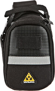 Topeak Aero Wedge Bag Small with Strap Black alternate image 2