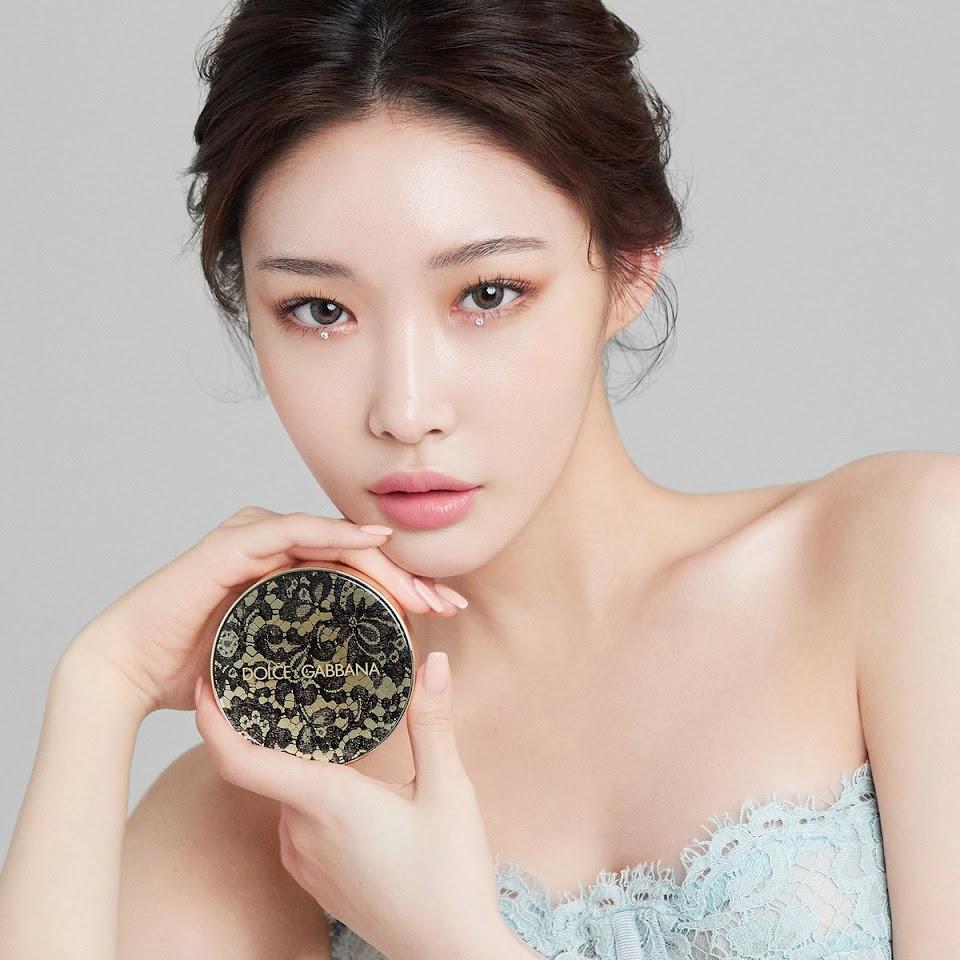 chungha makeup 13