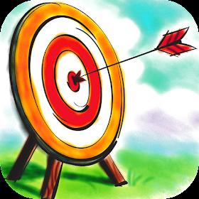 Bulls Eye - Bow & Arrow Game