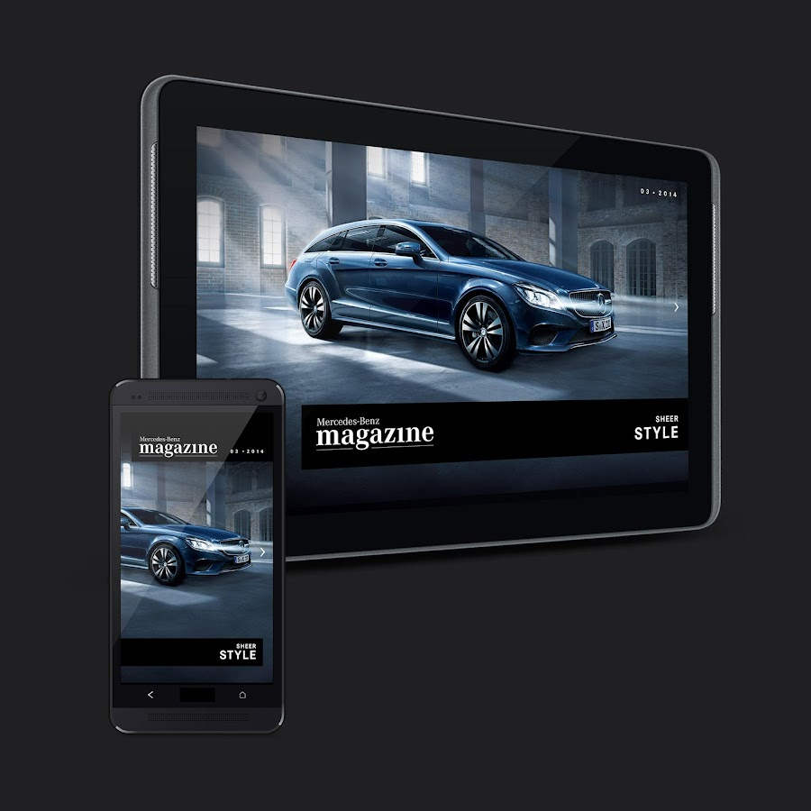 Mercedes benz magazine android apps on google play for Mercedes benz app for android