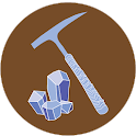 Petrology Minerals and Rocks icon