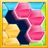 블록 헥사 퍼즐 대표 아이콘 :: 게볼루션