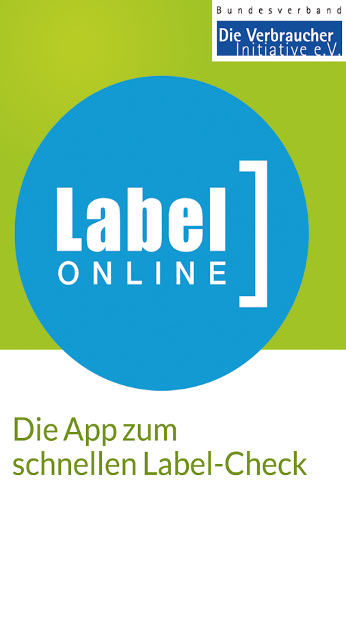 Label-online- screenshot