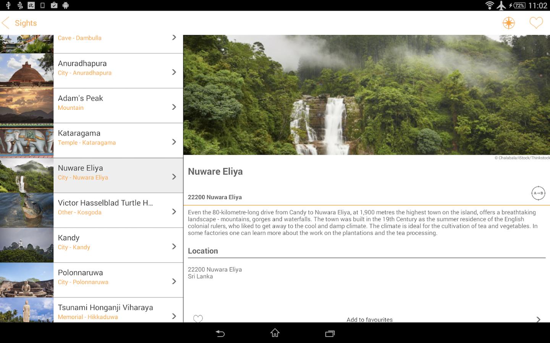 sri lanka travel guide pdf