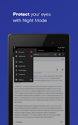 Opera Browser: Fast and Secure APK screenshot thumbnail 5