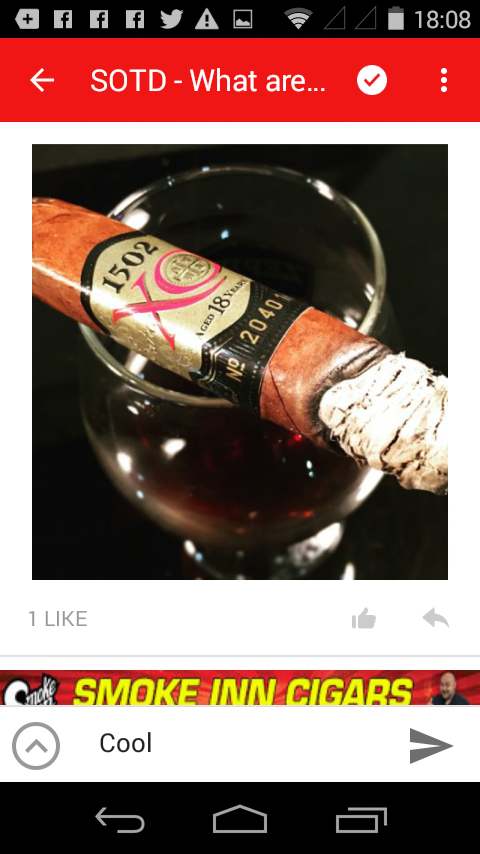 Cigars, Whiskey, Beer, IHT- screenshot