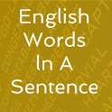 English Words In A Sentence icon