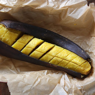 One-Step Baked Plantains.