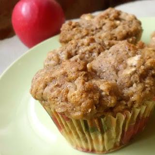 Gluten-free Vegan Applesauce Muffins