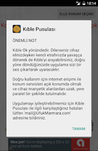 Kıble Pusulası- screenshot thumbnail