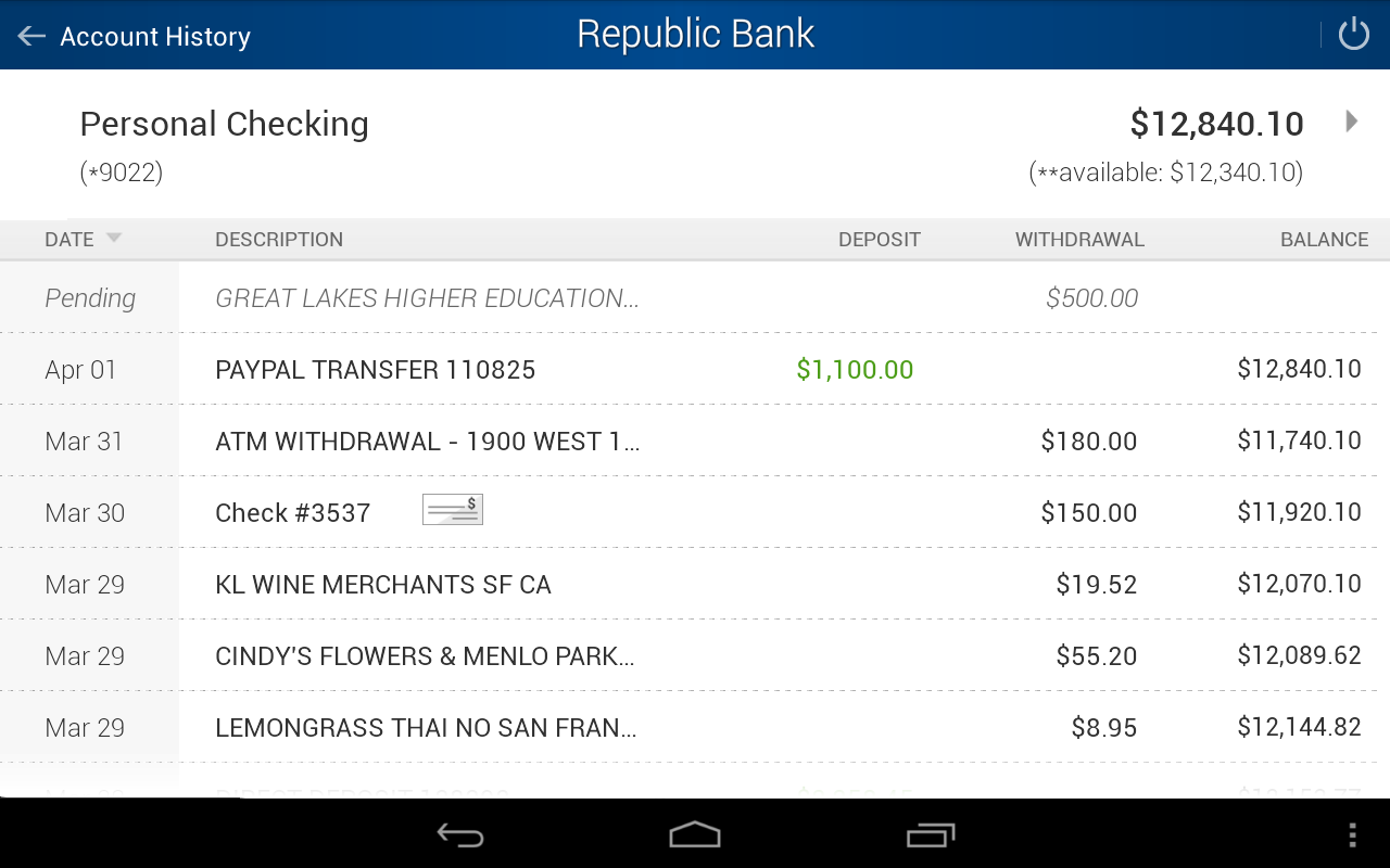Republic Bank Mobile Banking - Android Apps on Google Play