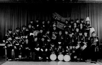Photo: Schutterij Sint Joseph Vijlen - 1966