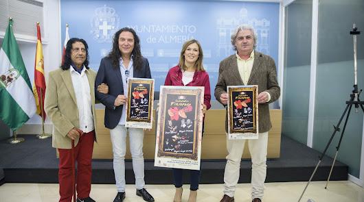Gran encuentro flamenco en Almería con José Mercé, Miguel Poveda, Arcángel y Tomatito