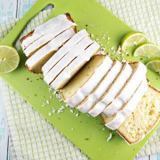 Buttermilk Lime Quick Bread Recipe
