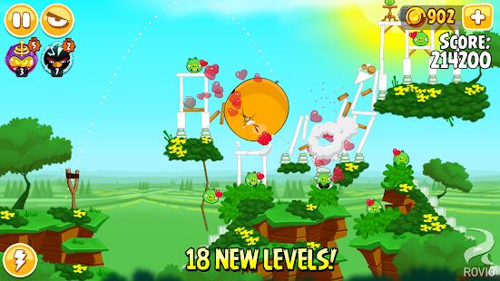 Angry Birds Seasons Screenshot 8